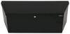 MaxxTow MaxxHaul Trailer Tongue Toolbox w/ Cam Lock - A-Frame - Steel - 2.27 Cu Ft - Black 12-1/2 Inch Tall MT80350