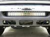 MT80632 - Straight Light Bar MaxxTow Light Bar on 2006 Ford Van