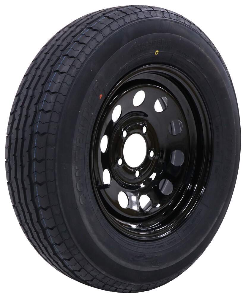 MX74FR - 5 on 4-1/2 Inch Taskmaster Trailer Tires and Wheels
