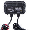 noco battery charger wall outlet to vehicle gen on-board - ac dc waterproof 1 bank 12v 5 amp