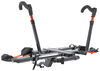 kuat hitch bike racks platform rack 2 bikes nv 2.0 for - 1-1/4 inch hitches wheel mount gunmetal gray