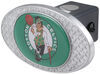 "Boston Celtics 2"" NBA Trailer Hitch Receiver Cover - Zinc Standard OHCC2202"