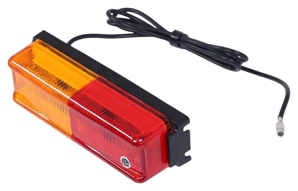 OPT36FR - Rectangle Optronics Trailer Lights