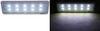 optronics trailer lights 18-1/4l x 5-3/4w inch opt38fr
