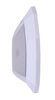 optronics rv lighting interior light dome opti-brite led - 1 500 lumens surface mount white base 12v/24v
