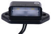 optronics trailer lights license plate non-submersible opt77fr