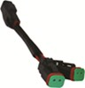 vision x accessories and parts off road lights y-adapter splitter harness w/ switch for