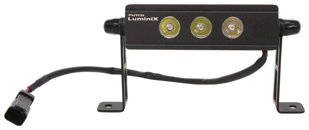 """Putco Luminix Off-Road LED Light Bar - 1,200 Lumens - Narrow Spot Beam - 6"""" Long Aluminum P10006"""