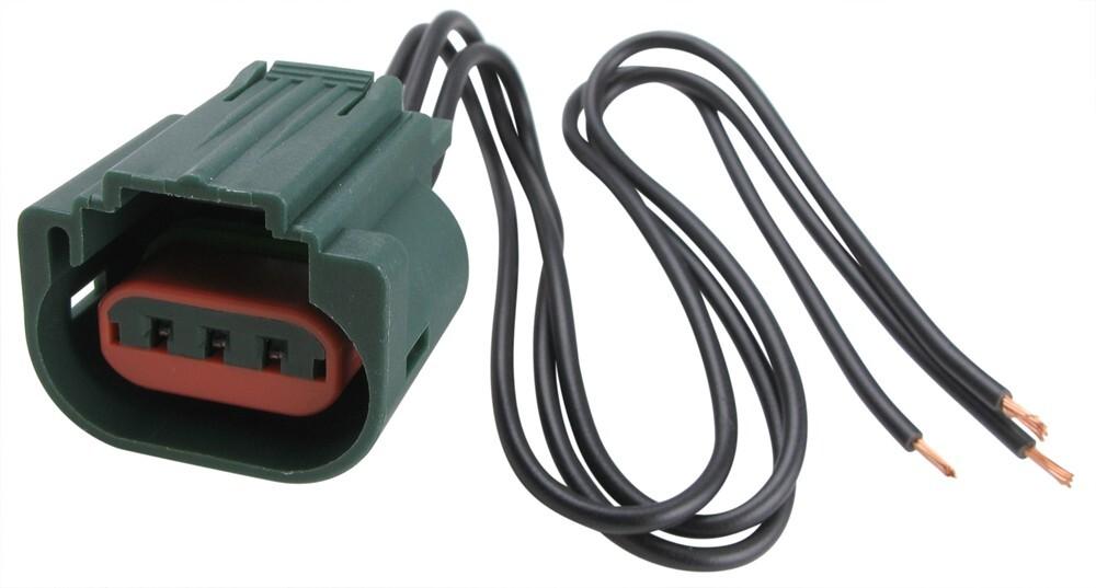 Putco 239008HD Premium Automotive Lighting H13//9008 Standard Wiring Harness Putco Lighting