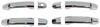 P400440 - Passenger Doors Putco Vehicle Trim