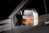 putco vehicle trim mirror cover full coverage