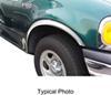 P97212 - Silver Putco Side of Vehicle Trim