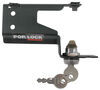 Vehicle Locks PAL1600 - Black - Pop and Lock