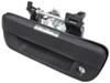 Pop & Lock Custom Tailgate Lock with Handle - Manual - Black Manual PAL1700