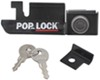 PAL2310 - Keyed Unique Pop and Lock Tailgate Lock