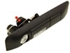 Pop & Lock Custom Tailgate Handle with Lock and Key Alike Lock Cylinder - Manual - Black Manual PAL5400