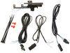 Pop & Lock Custom Tailgate Lock - Power - Black Vehicle Specific PAL8340-PL9510