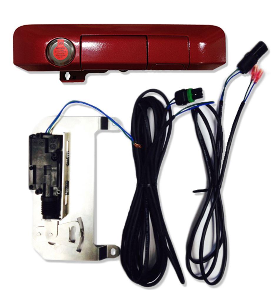 Pop and Lock Keyed Alike Vehicle Locks - PAL85401