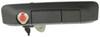 Pop & Lock Custom Tailgate Lock with Handle - Power Lock and Manual BOLT Lock - Black Black PAL8540
