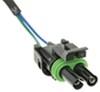 Pop & Lock Custom Tailgate Lock with Handle - Power Lock and Manual BOLT Lock - Black Vehicle Specific PAL8540