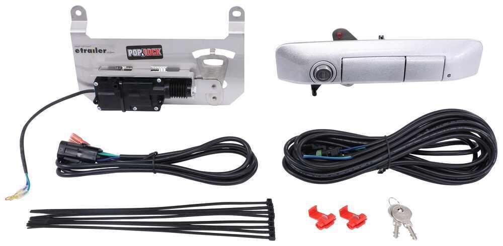 Pop and Lock Vehicle Locks - PAL85505
