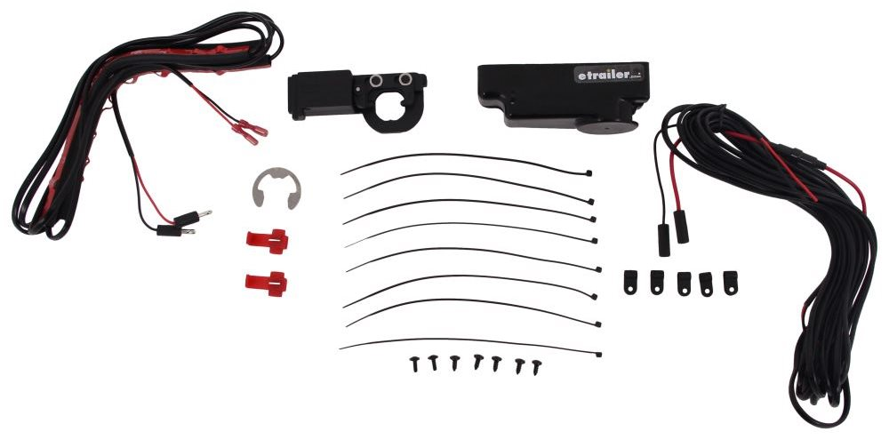 Pop & Lock Power Lock Conversion Kit for Truck Caps and Hard Tonneau Covers PAL9772