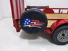 """USA Flag Spare Tire Cover - Water Resistant - 27"""" to 31"""" Tires 27 Inch Tires,28 Inch Tires,29 Inch Tires,30 Inch Tires PC000798R01"""