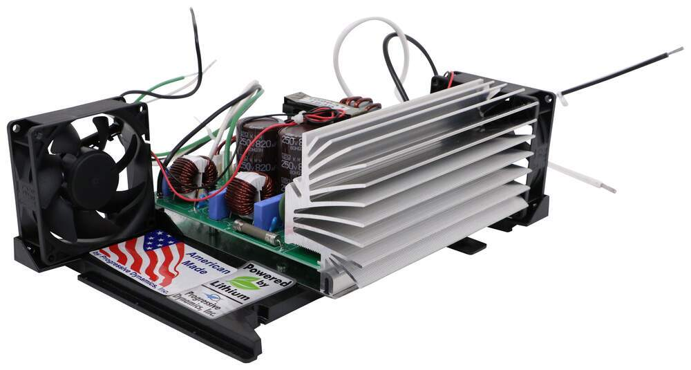 Lithium Converter For Wfco Rv Power Centers