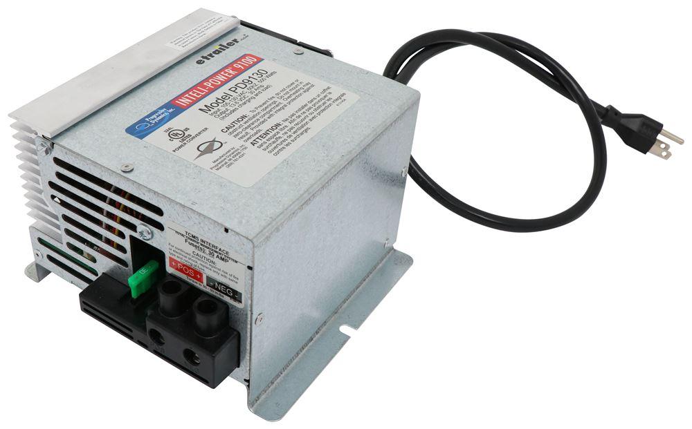 Progressive Dynamics Inteli-Power RV Converter and Battery Charger - 12V - 30 Amps Lead Acid PD9130