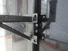 Pack'em Ladder Rack for Exterior Side Wall of Enclosed Trailer - Qty 2 Pre-Drilled Holes PK-28WL2-BM