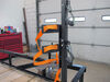 Pack'Em Rack for Open Utility Trailers - Holds 3 Trimmers, 1 Blower, 1 Line Spool, 1 Cooler Trimmer Rack,Blower Rack,Cooler Rack PK-6-OP1
