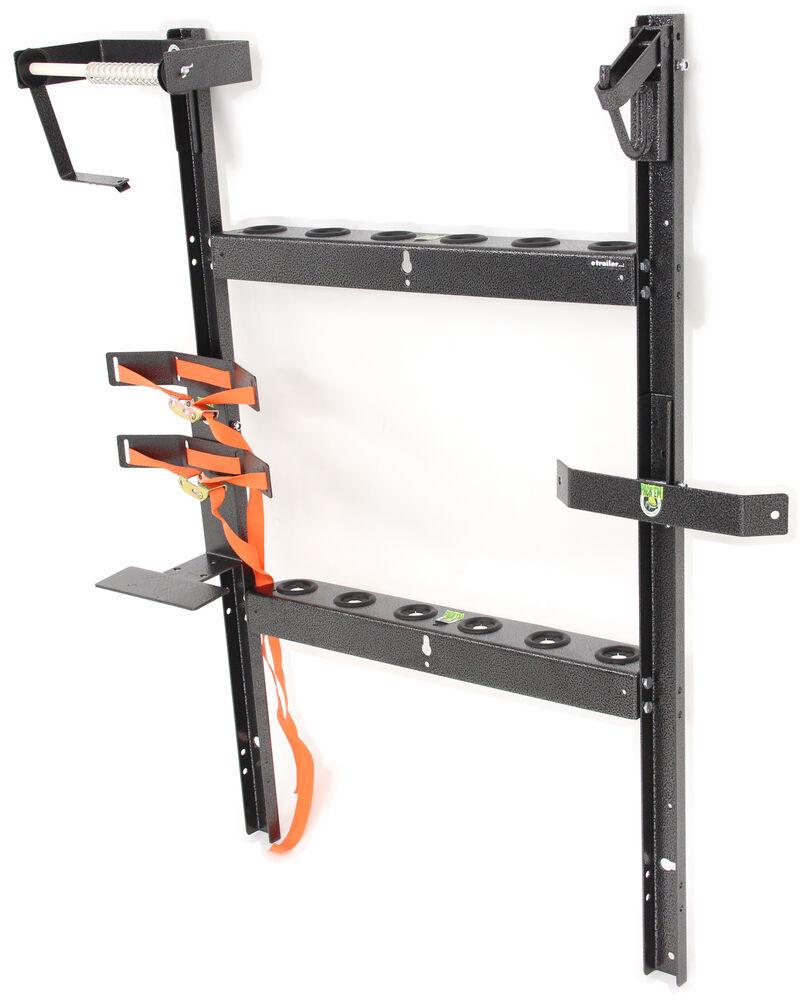 Packem Shovel Rack,Blower Rack,Cooler Rack Trailer Cargo Organizers - PK-BM-23-OP1