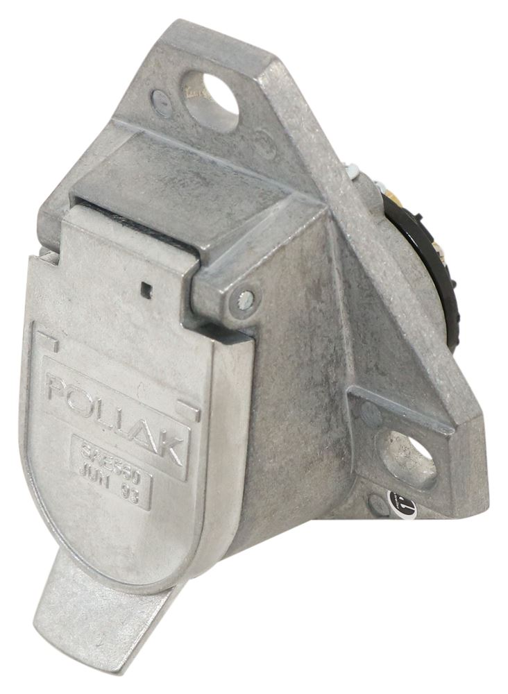 PK11-729 - Vehicle End Connector Pollak Trailer Connectors