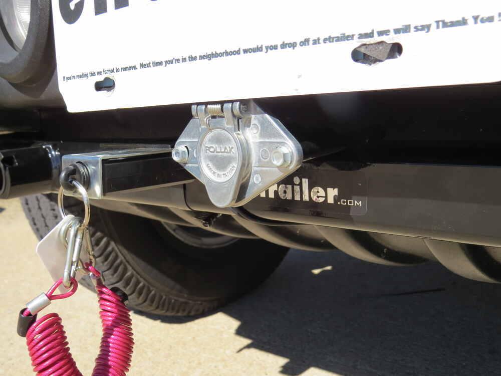 PK11609 - Vehicle End Connector Pollak Trailer Connectors on 2015 Jeep Wrangler