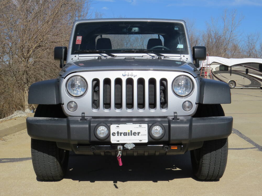 PK11609 - Vehicle End Connector Pollak Wiring on 2015 Jeep Wrangler