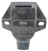 PK11720 - 7 Round Pollak Trailer Connectors