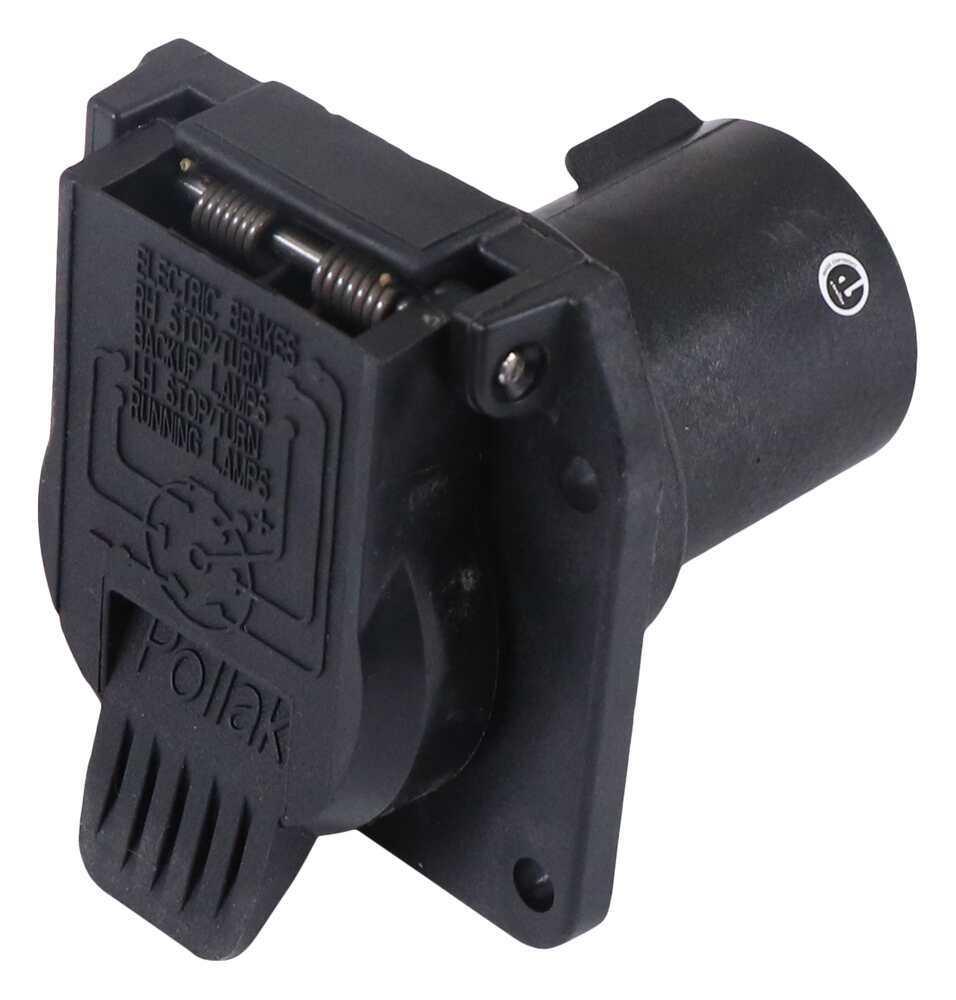 Pollak Plug Only Wiring - PK11893
