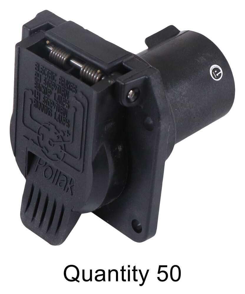 PK11893-50 - Vehicle End Connector Pollak Trailer Connectors