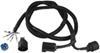 Custom Fit Vehicle Wiring PK11893-11932-010 - Custom Fit - Pollak