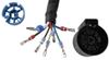 PK11893-11932-010 - 7-1/2 Feet Long Pollak Fifth Wheel and Gooseneck Wiring