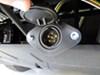 Pollak 6-Pole, Round Pin, Plastic Trailer Wiring Socket w/ Rubber Boot - Vehicle End 6 Round PK12720 on 2011 Honda Pilot