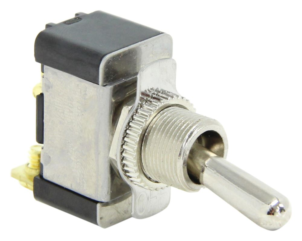 Pollak Heavy-duty Toggle Switch - Spst- On-off
