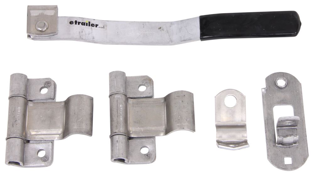 PLR1057-A - Aluminum Polar Hardware Latches