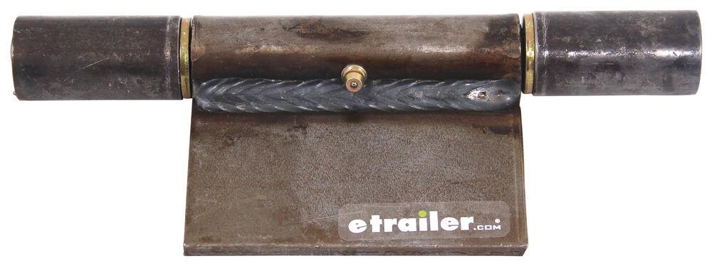Polar Hardware 4 Inch Wide Bracket Trailer Door Hinges - PLR1902