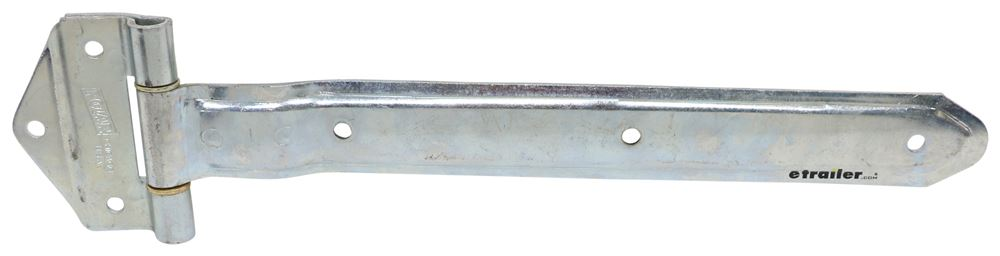 Trailer Door Hinges PLR2116 - Bolt On - Pre-Drilled Holes - Polar Hardware