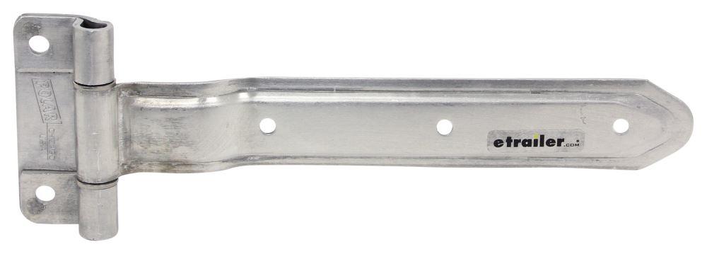 Polar Hardware Trailer Door Hinges - PLR2512-AS
