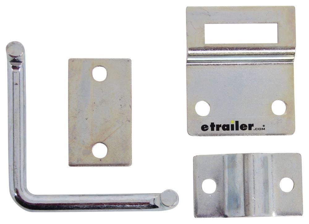 Polar Hardware Gate Lock Trailer Door Latch - PLR56-001