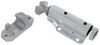 Cam-Action Lockable Door Latch Kit for Large Enclosed Trailers - Zinc-Plated Steel Lock Not Included PLR658-002
