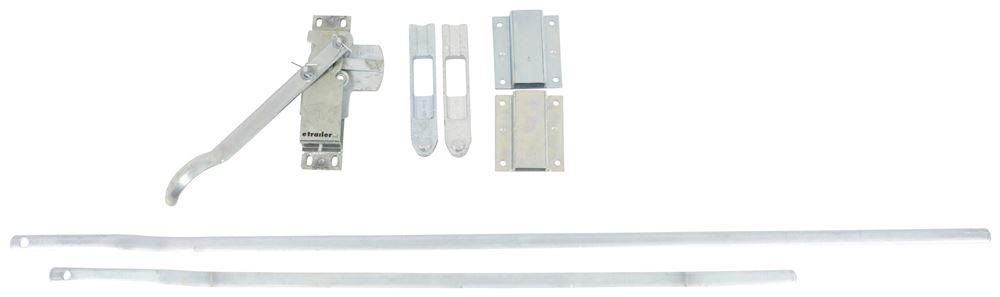 Polar Hardware Deadbolts Trailer Door Latch - PLR7011S