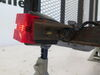 """Peterson Tail Light for Trailers Over 80"""" Wide - 6 Function - Square - Passenger Side Red PM444"""
